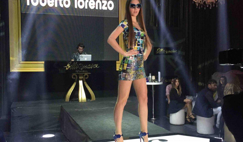 Fashion Tv Eyewear Defilesi 2015 / Billionaire İstanbul
